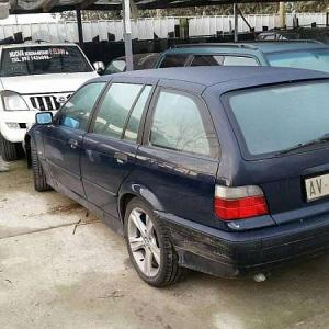 BMW Serie 3 325tds Touring