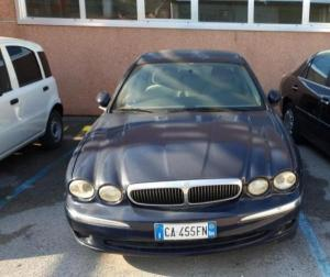 Jaguar X - type 2.5 V6 24V Executive Benzina Campania