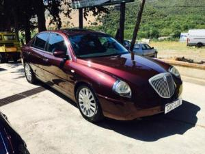 Lancia Thesis JTD Executive Diesel Calabria