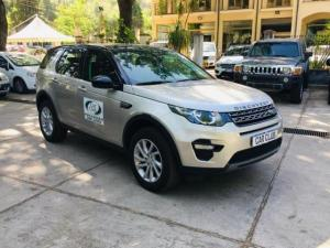 Land Rover Discovery 2.0 TD4 150 CV SE Diesel Calabria