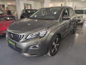 Peugeot 3008 BlueHDi 120 EAT6 SeS Allure